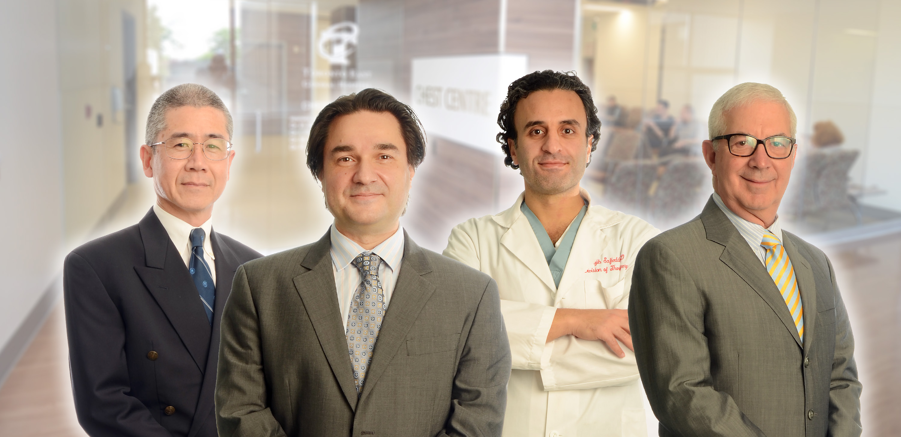 Doctors from Thoracic Surgeons of East Toronto